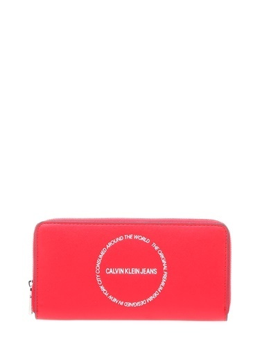 Calvin Klein Cüzdan Kırmızı